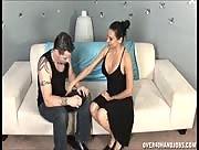 Busty Brunette Shelia Marie Milf Porn