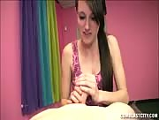 Teen Kacey Loves Big Dicks