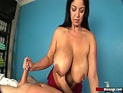 HUGE Tits Massage
