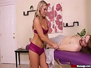 Teen Massage With Kristen Love