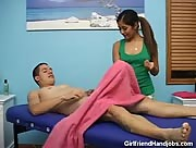 Latina Massage and Milking