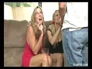 Jodi West and Stella Banxxx Handjob and Jerking