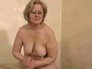 Granny Watson Handjob