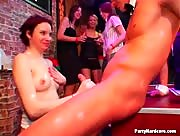 Mad Sexy Party Handjob