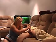 Young Teen Handjob Video