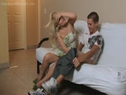 Whitney Makes Her Boyfriend Cum Hard - HD