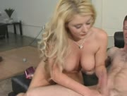 We Love it When Sophie Dee Gives A Handjob