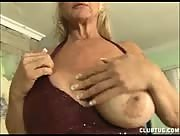 Shelly The Burbank Bomber gets her huge tits fucked