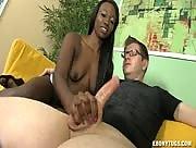 Black Girl Skyler Nicole Porn Tug