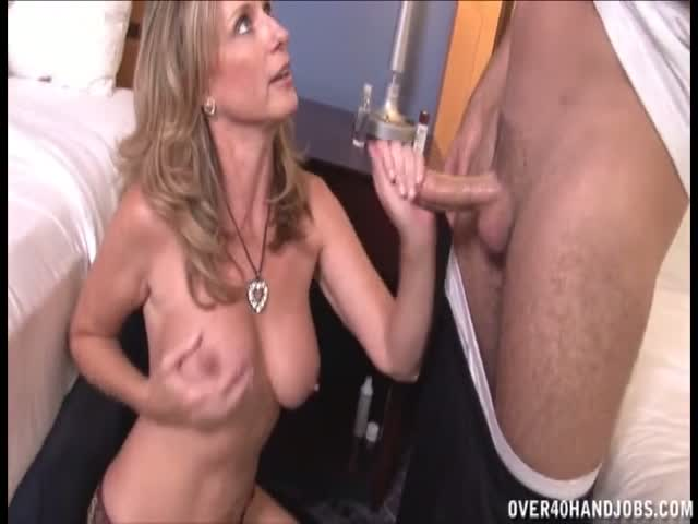 Young Girl Sucking Cock