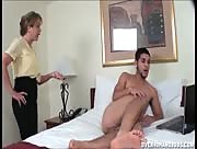 Mom Catches Son Masturbating
