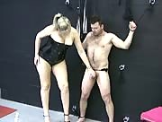 Big Girl...Little Boy Female Domination