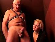 Cruel Slave Denial HJ
