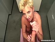 Naked Granny Porn Clip