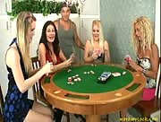 CFNM Swinger Porn at the Poker Table