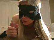 Wife Shoots Porn - Masked Amateur