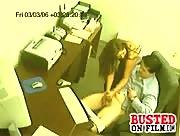 Hidden Cam Porn Videos - Busted Getting Handjob