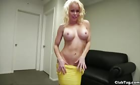 Pornstar Nikki Delano Handjob Video