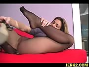 Kayla Page the pantyhose instructor