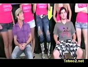 Jerk Off Contest Barbie vs Amanda - The Jerky Girls Clips