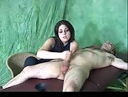 Mistress Handjob