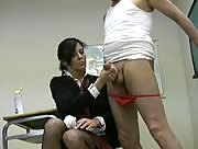 School Girl Panties