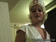 Sexy Nurses Giving Handjobs to Patients
