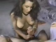 Perfect Vintage Handjob And Blowjob