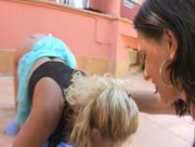 Anastasia Two Girl Handjob