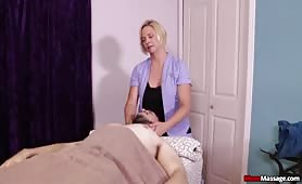 Goddess Breana Massage