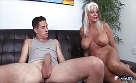 Sally DAngelo Granny Fucking With Big Tits
