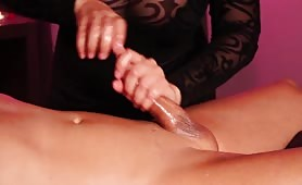 15 Strokes Mind Blowing Handjob