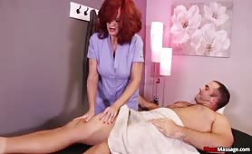 Andi James MILF Massage