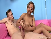 Donny Long Gets His Dick Jerked